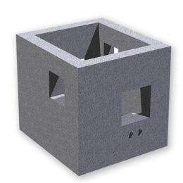 Arqueta prefabricada H